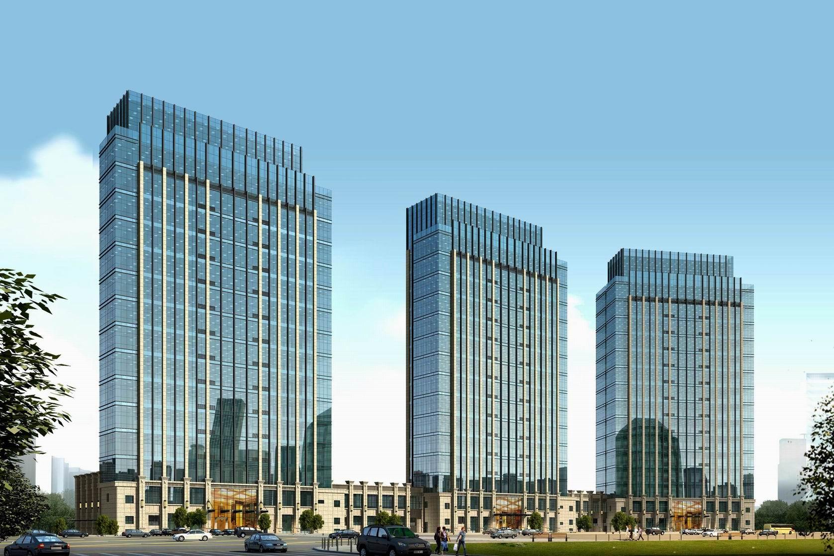 建设单位:海峡现代(厦门)有限公司 主体设计单位:厦门中建东北设计院
