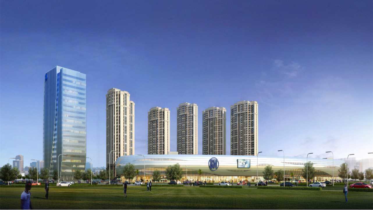 扬州SM城市广场项目