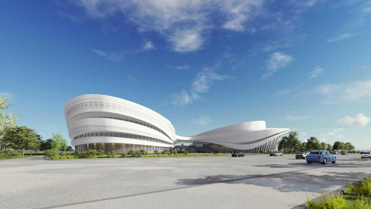 福州大学城文化艺术中心