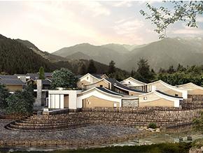 龙岩市武平县刘亚楼将军展览馆及培训基地