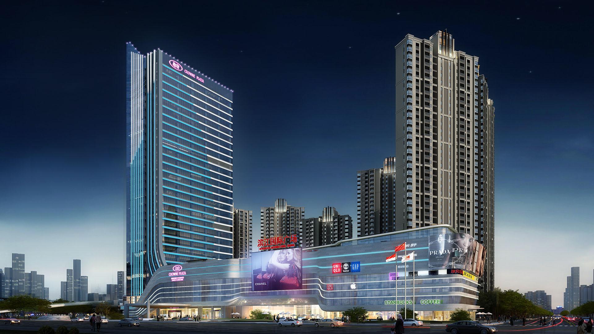 泉州茂城皇冠假日国际酒店